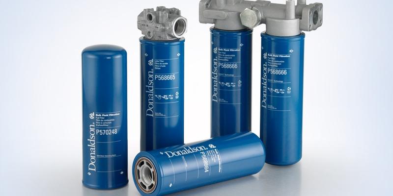 Bulk Filtration Donaldson Parts